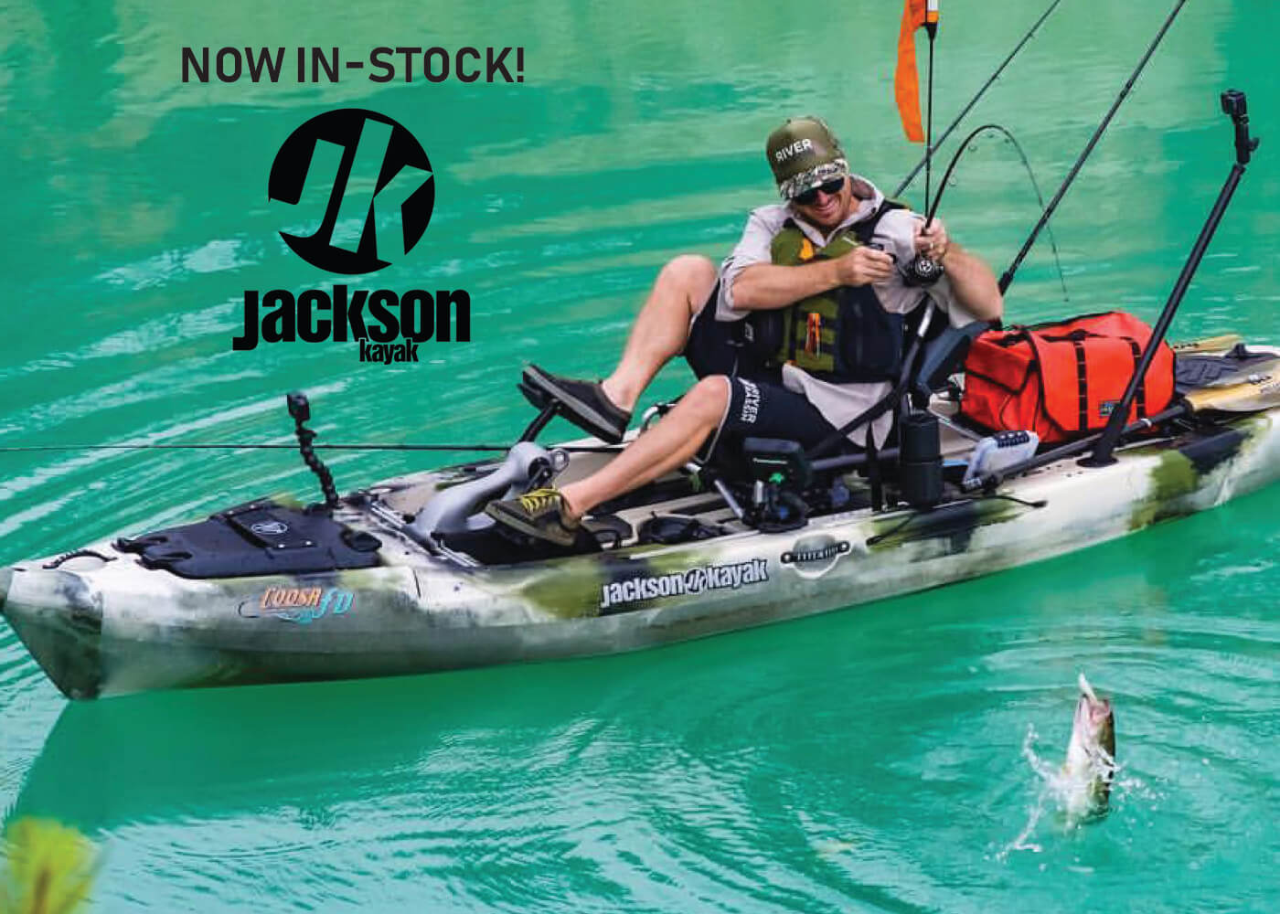 Jackson Kayak Angler