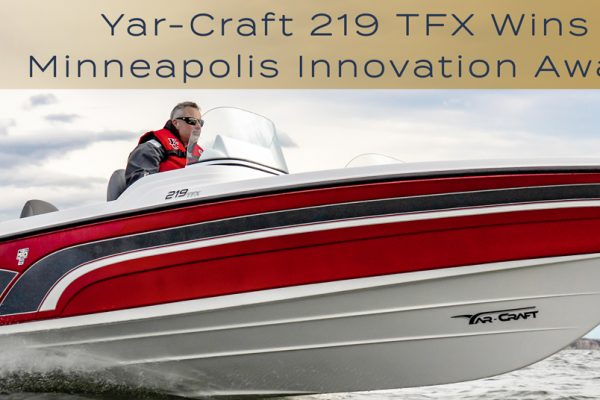 Yar-Craft 219 TFX Boat