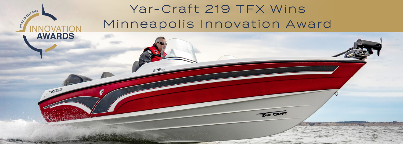 Yar-Craft 219 TFX Boat