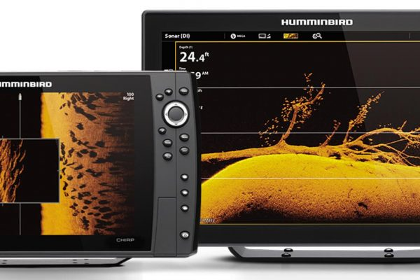 Humminbird Mega Plus Units