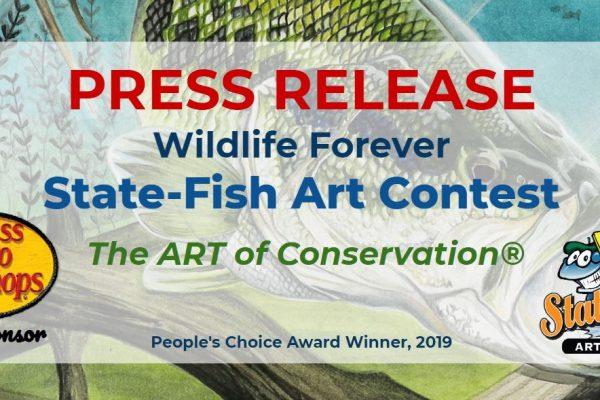 State Fish Art