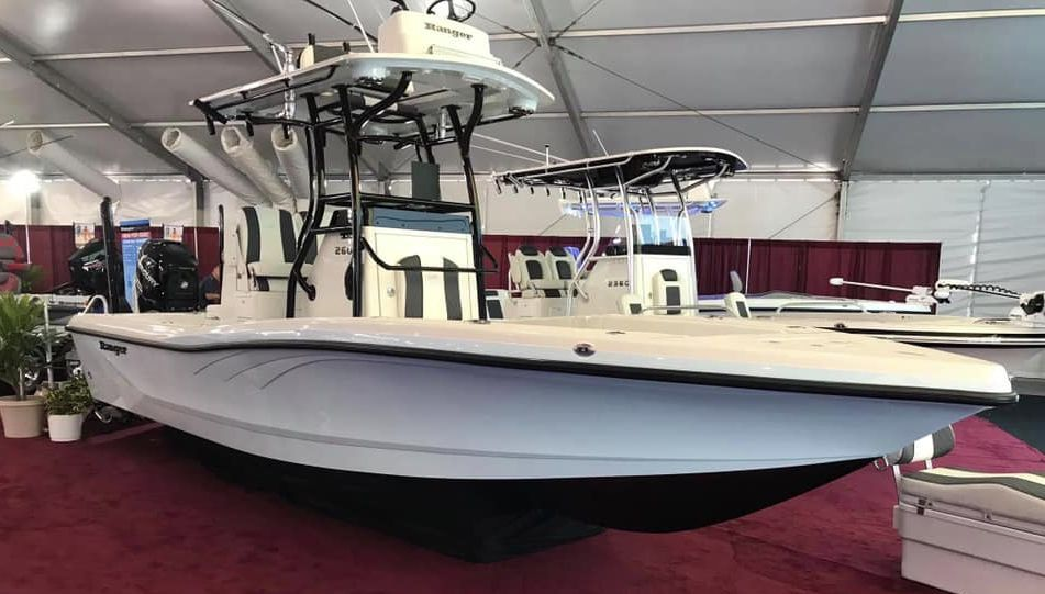 Ranger Bay Boat