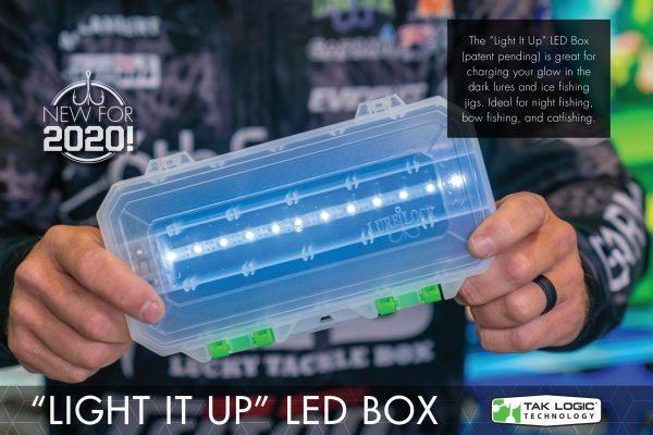 Lure Lock LED LightBOX