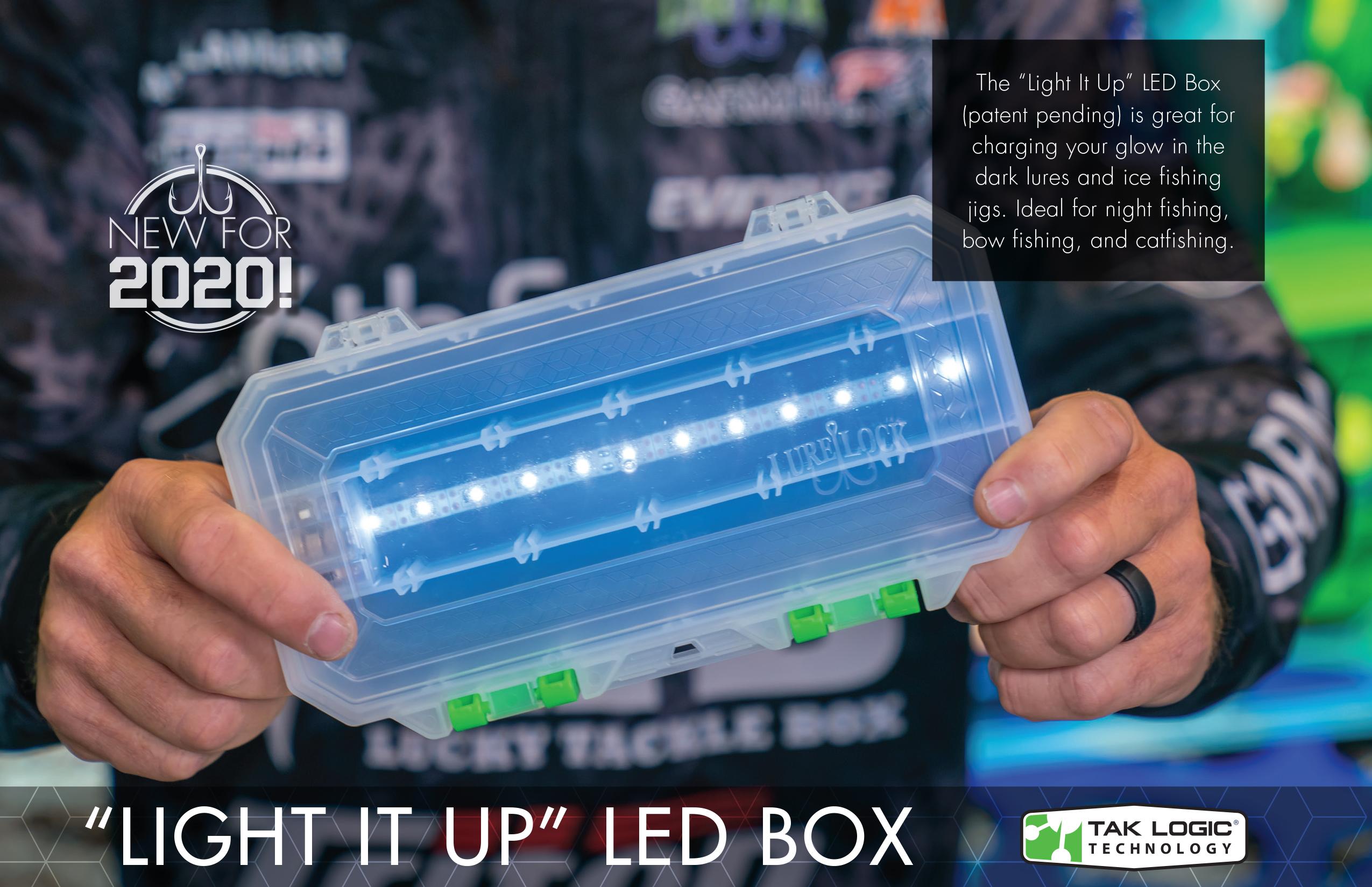 Lure Lock LED LightBOX