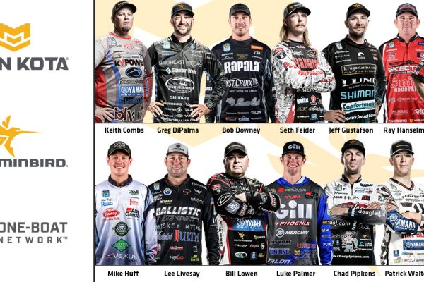 Bassmaster Classic Anglers 2020