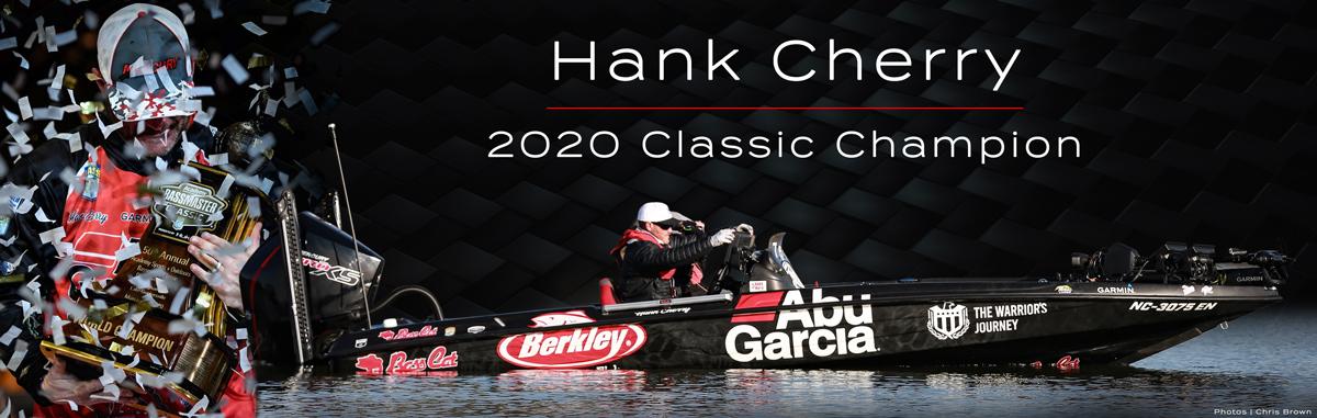 Hank Cherry Congrats
