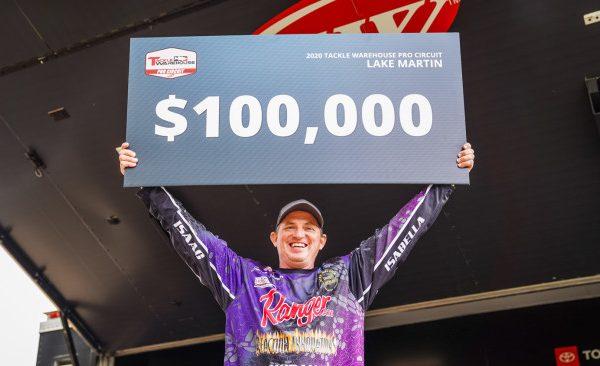 Jason Abram FLW Winner