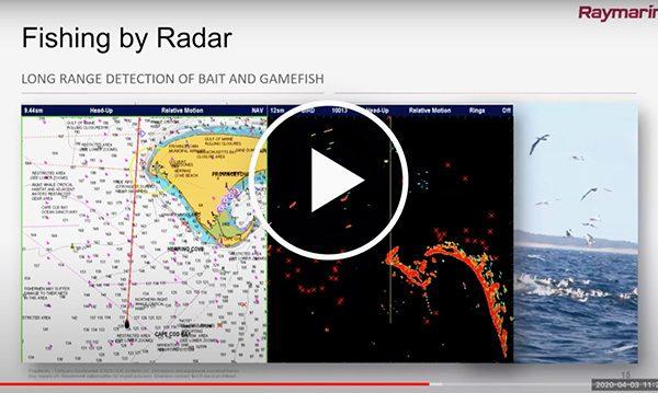 Raymarine Screenshot