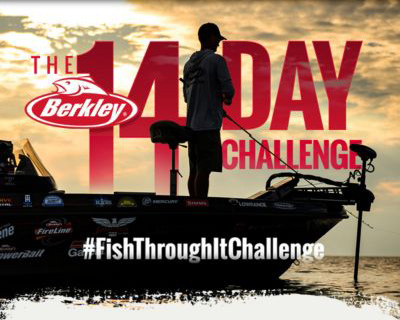Berkley Fish Through It Challenge