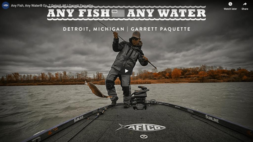Any Fish, Any Water