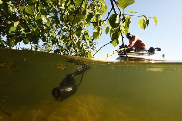 Aqua-Vu Bass Prospecting