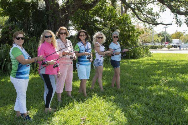 Women Anglers