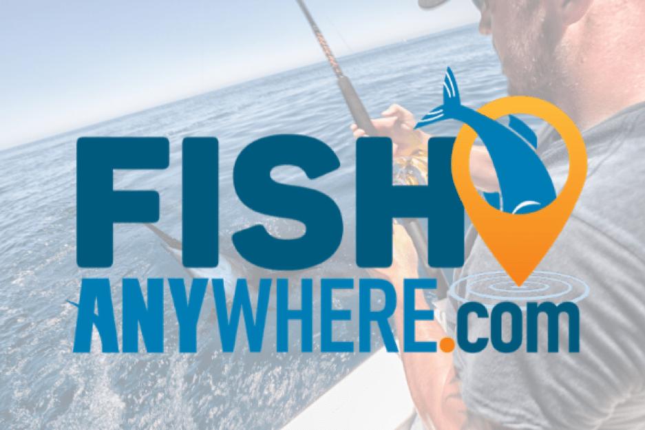 FishAnywhere.com Logo