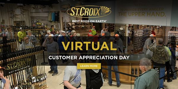 St. Croix Customer Appreciation
