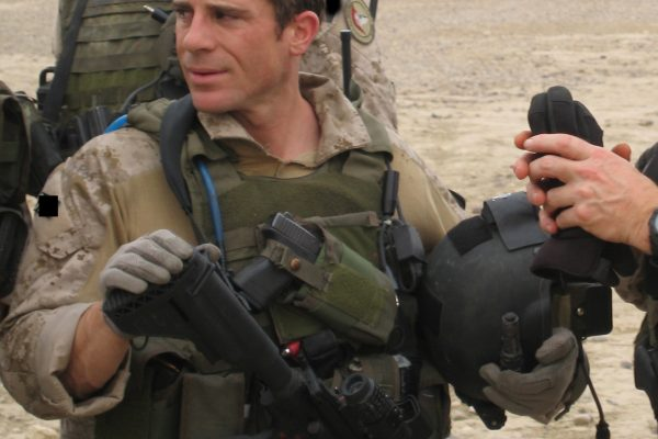 Soldier Jamey Caldwell