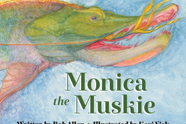 Monica the Muskie