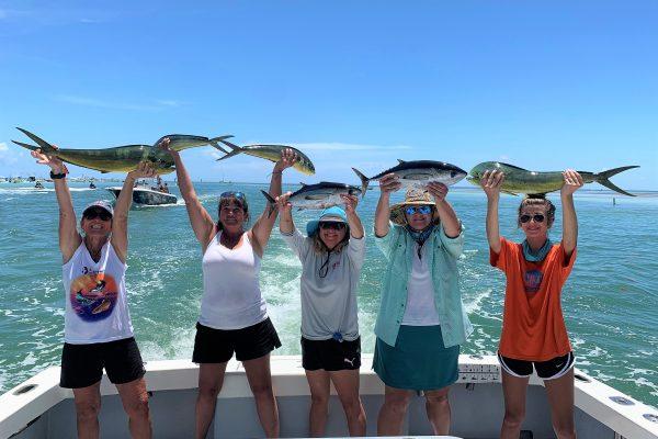 Women Saltwater Fishing
