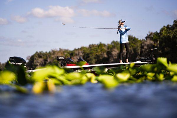 Angler Casting St. Croix Rod