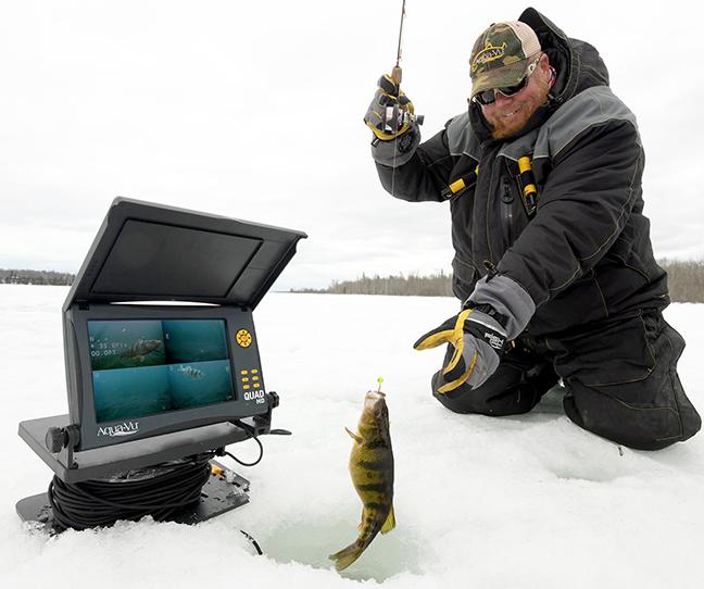 Aqua-Vu Ice Fishing