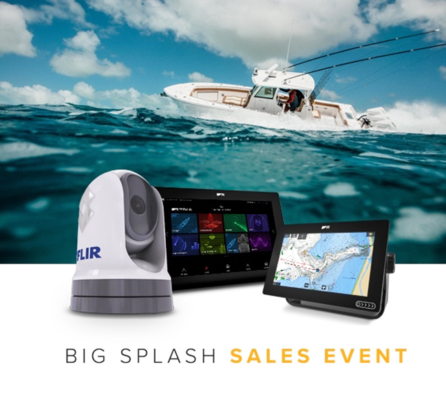 Raymarine Big Splash Sale