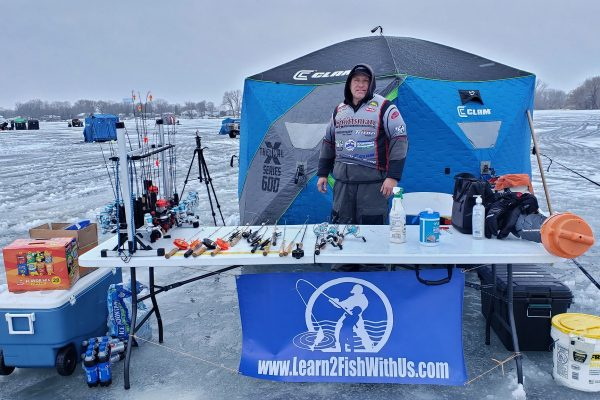 Ice Fishing Gear for Clinic