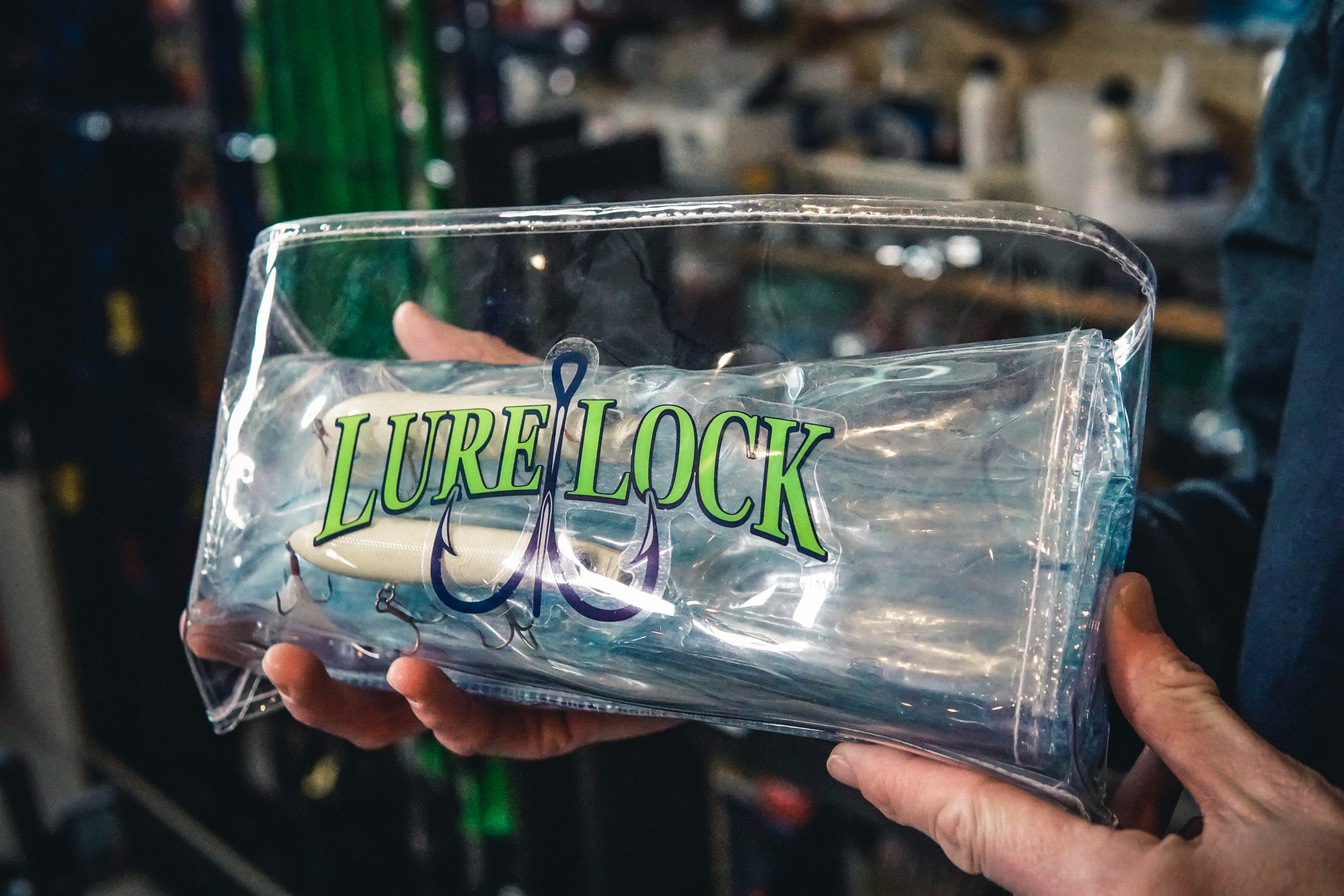 Lure Lock Bag