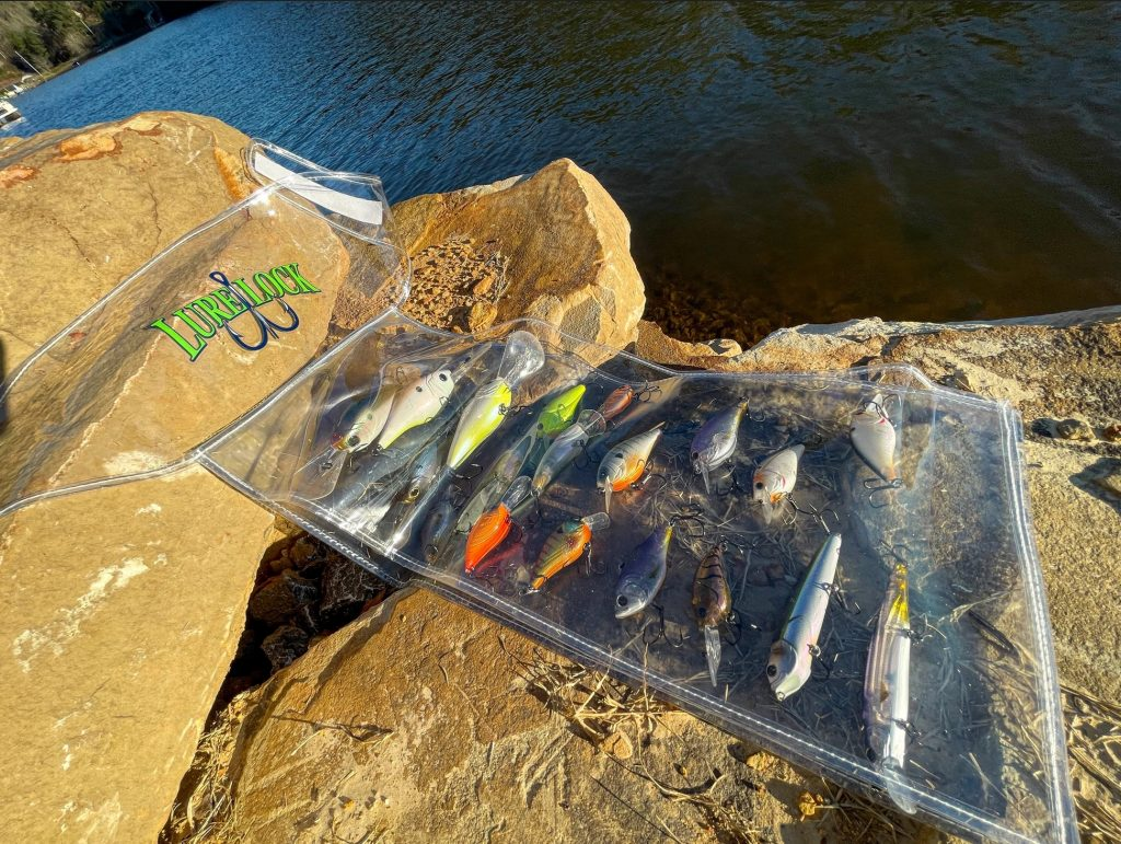 Lure Lock Roll-Up Bag