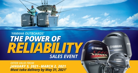 Yamaha Sale Event