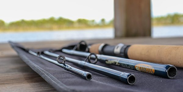 St. Croix Travel Fishing Rod
