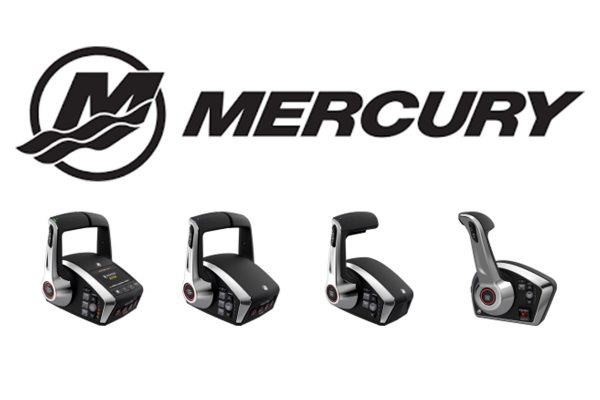 Mercury Throttle Controls