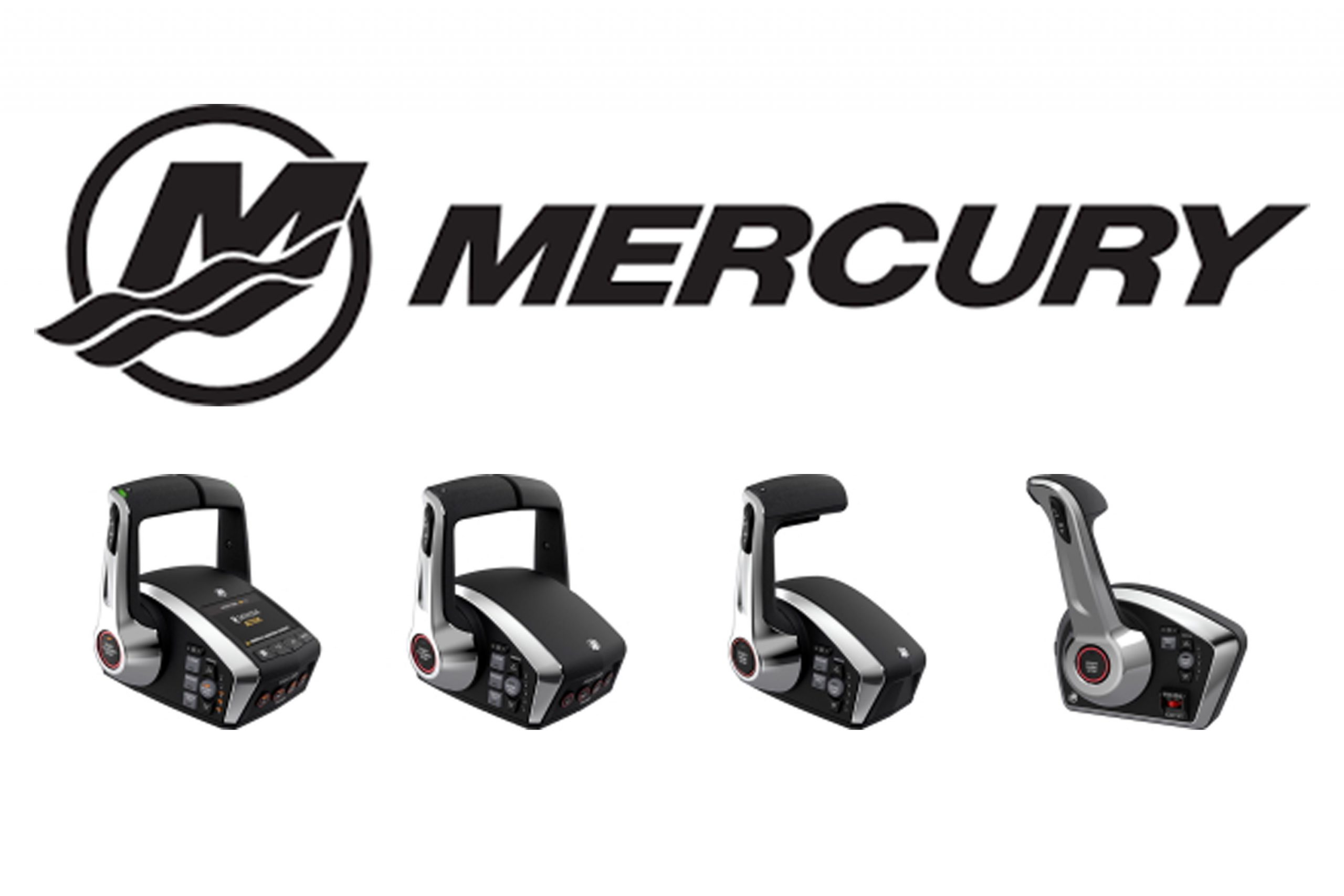 Mercury Throttle Controls