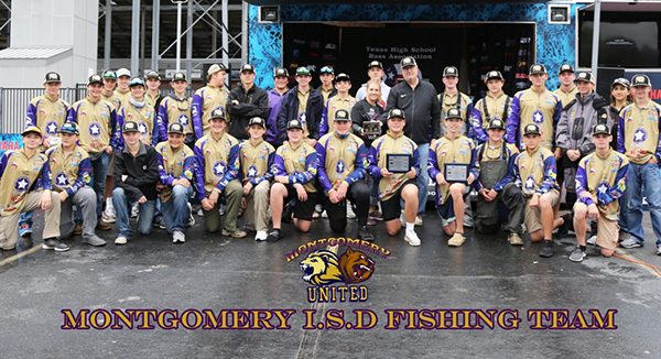 High School Fishing Team