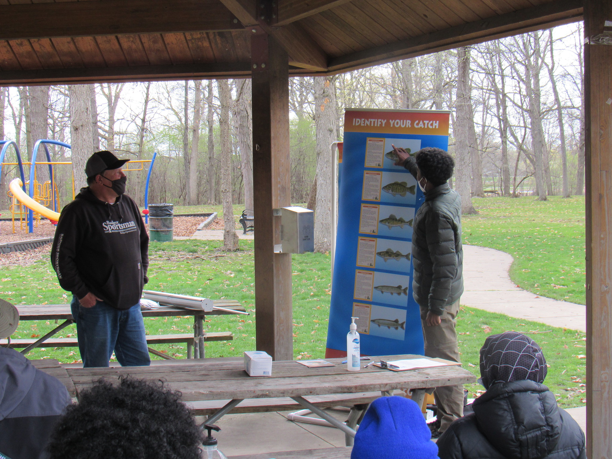 Youth Fishing Event