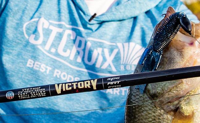 Victory Fishing Rod