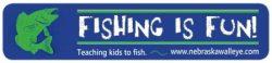Nebraska Walleye Association Kids Fishing Clinic Charity