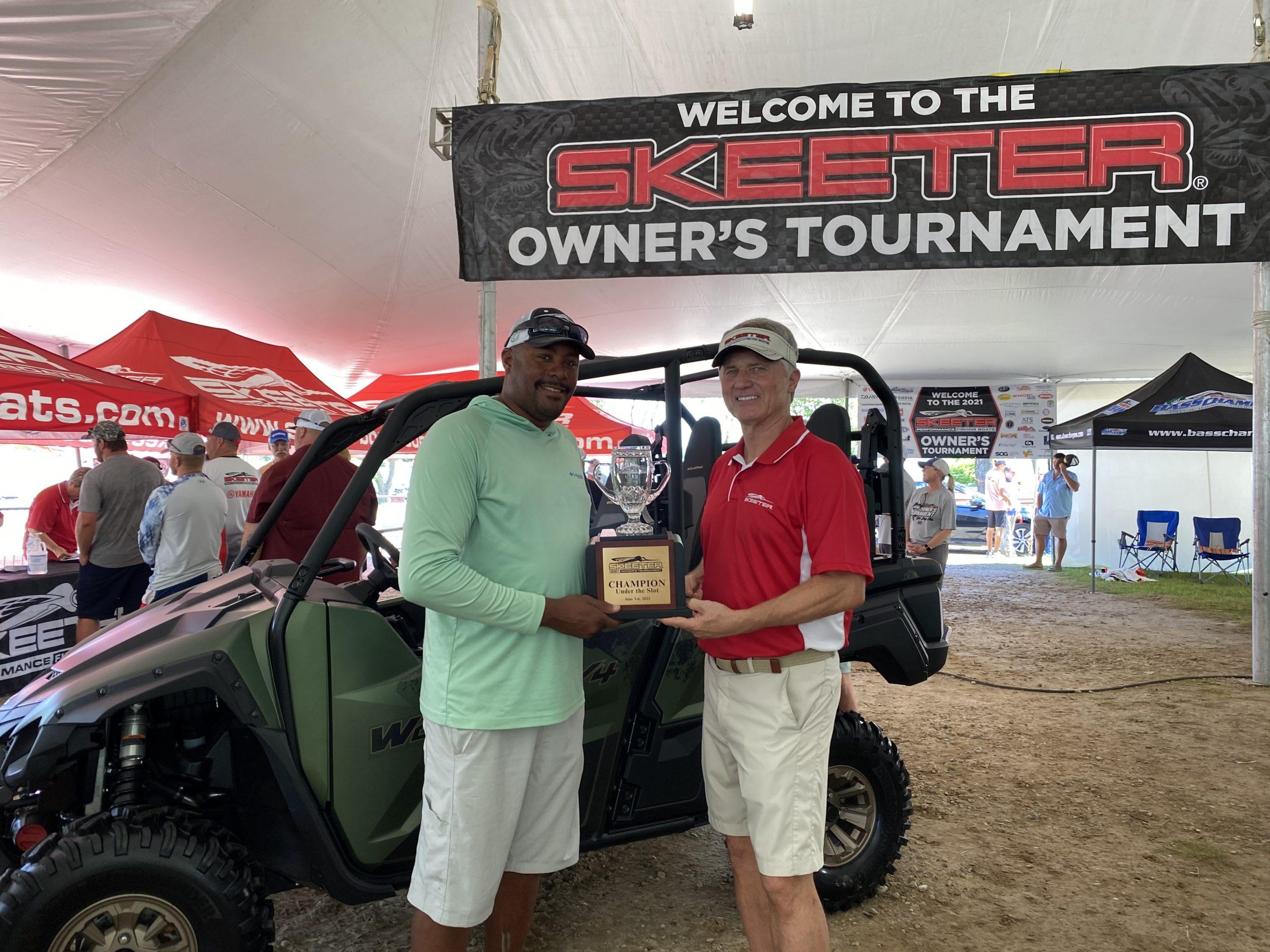 Skeeter Owners Tournament Winners