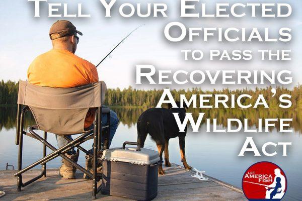 Recover America's Wildlife Act