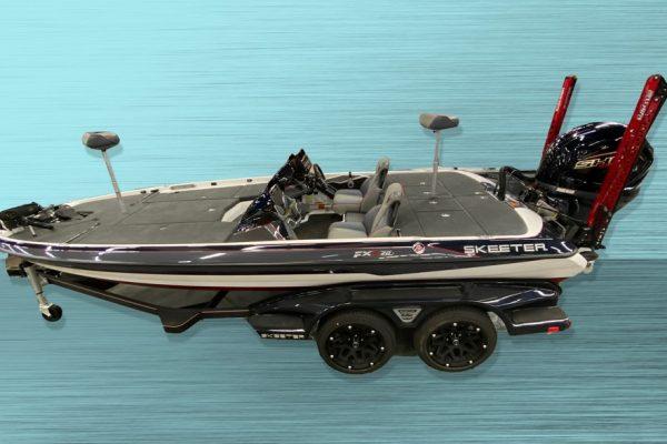 Skeeter FXR Bass Boat