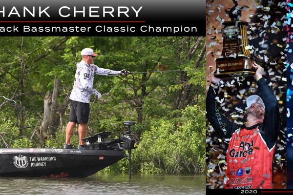 Hank Cherry Wins Bassmaster Classic