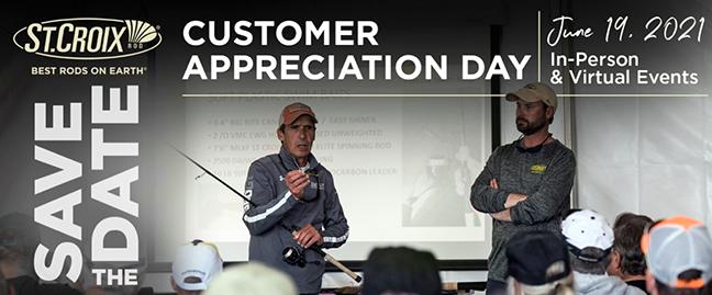 St. Croix Customer Appreciation
