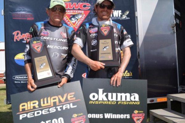 Josh Olson Wins Tournament
