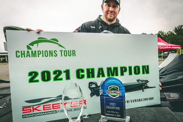 Champions Tour Winner